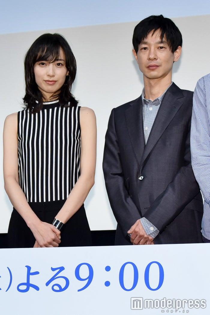 戸田恵梨香、加瀬亮(C)モデルプレス