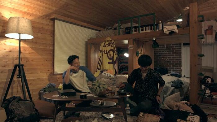 貴之、翔平「TERRACE HOUSE OPENING NEW DOORS」31st WEEK(C)フジテレビ/イースト・エンタテインメント