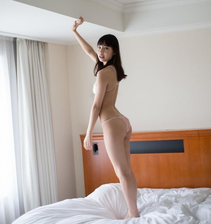 沖口優奈/撮影=山田涼香