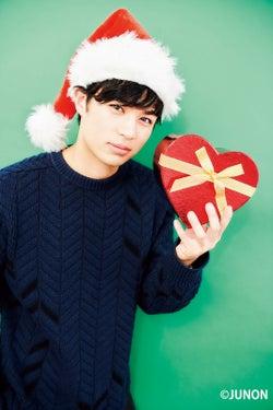 """最旬美男子×クリスマス、佐伯大地・高野洸ら""""サンタ帽""""で愛の告白"""