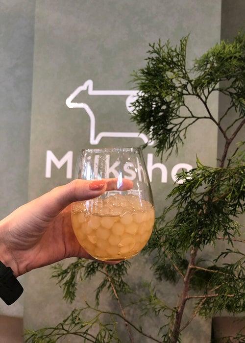 ミルクシャ/画像提供:MILKSHOP JAPAN株式会社