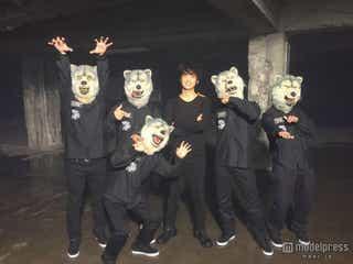 綾野剛「新宿スワン」主題歌MVでMAN WITH A MISSIONと異色コラボ