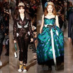 モデルプレス - 竜星涼、松井愛莉ら「ドルガバ」日本代表ミレニアルズが華やかランウェイ