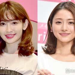"""モデルプレス - AKB48小嶋陽菜""""にゃんミディ""""&石原さとみ""""さとミディ""""、続々ミディアム化"""