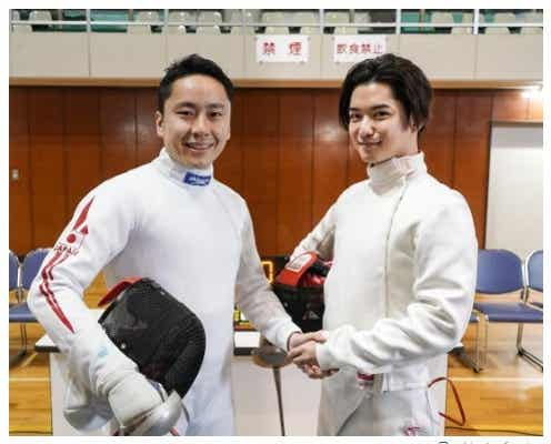 千葉雄大、フェンシングの腕前絶賛される 太田雄貴氏「家売るオンナの逆襲」出演を報告