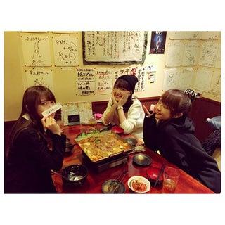 AKB48永尾まりや&「Popteen」モデルら意外なメンバーの女子会に反響