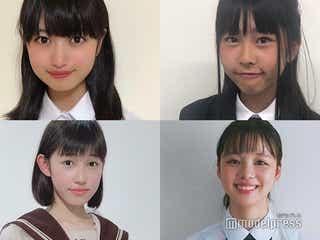 【中間速報】日本一かわいい女子中学生「JCミスコン2019」暫定上位14人を発表/Dブロック