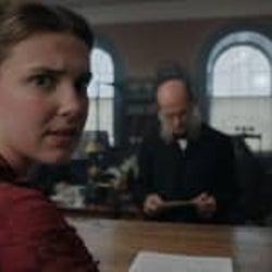 ミリー・ボビー・ブラウンがシャーロック・ホームズの妹に!『エノーラ・ホームズの事件簿』