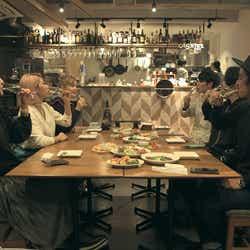 「TERRACE HOUSE TOKYO 2019-2020」42nd WEEK(C)フジテレビ/イースト・エンタテインメント