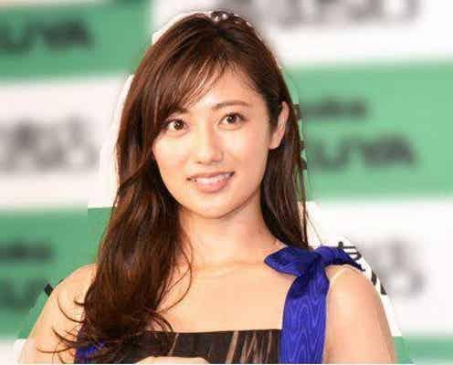 """""""日本一美しいカラダ""""奥山かずさ、美し過ぎる""""スケバン""""に…!「昔の写真です。嘘です」"""