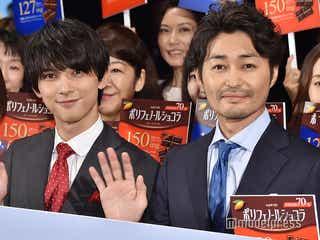 安田顕「吉沢亮最高!大好きになっちゃった」理由を明かす 胸キュンドラマで共演