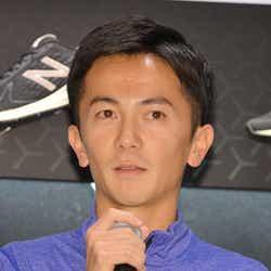 マラソンの五ヶ谷宏司選手 (C)モデルプレス