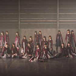 欅坂46 (画像提供:一般社団法人日本レコード協会)