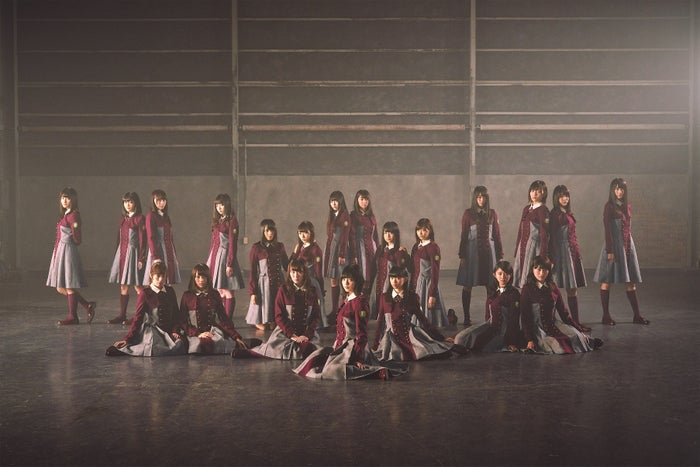 欅坂46/提供写真