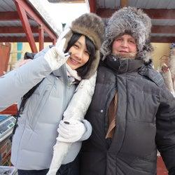 松本穂香、氷点下71.2度記録の極寒の地へ 「世界ウルルン滞在記」でホームステイ