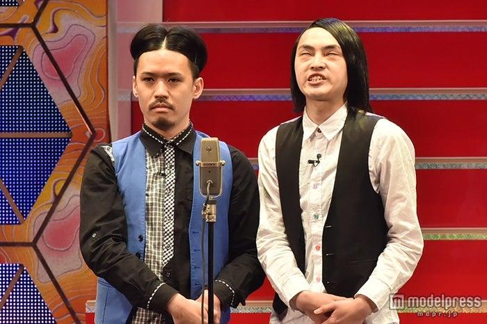 ピスタチオ(左から)伊地知大樹、小澤慎一朗