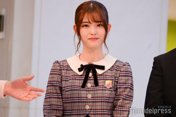 松村沙友理/吉本坂46「泣かせてくれよ」発売記念イベント(C)モデルプレス