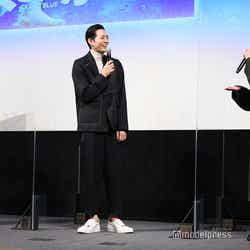 与田祐希、竜星涼、犬飼貴丈 (C)モデルプレス