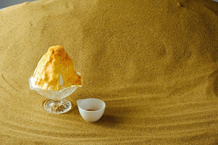 砂プリン氷850円/画像提供:OMOI