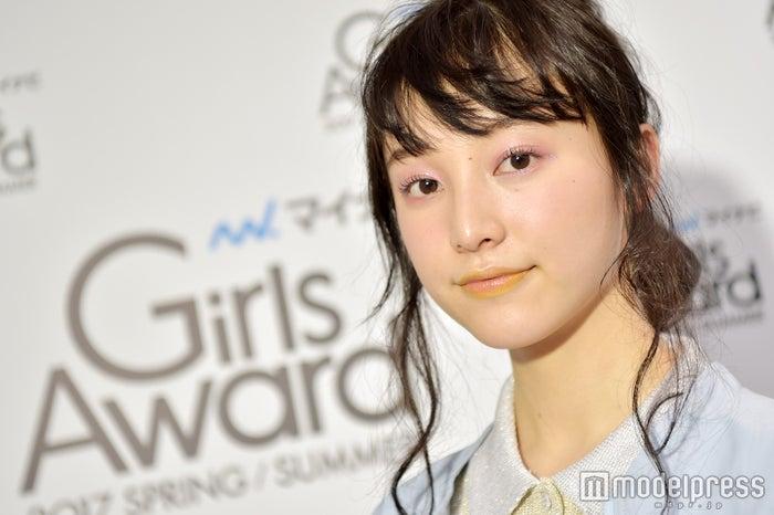 モデルプレスのインタビューに応じた山田愛奈(C)モデルプレス
