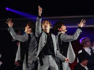 """EXO-CBX、1年ぶり""""MAGICAL CIRCUS""""に5万人熱狂 日本オリジナル曲も披露"""