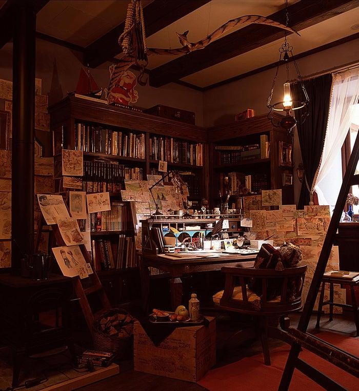 三鷹の森ジブリ美術館/画像提供:三鷹の森ジブリ美術館(C)Museo d'Arte Ghibli