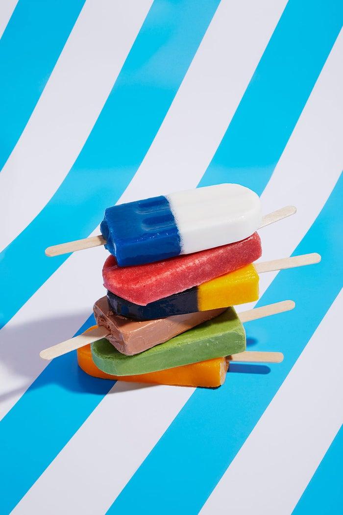 アイスキャンディー/画像提供:株式会社THINK GREEN PRODUCE