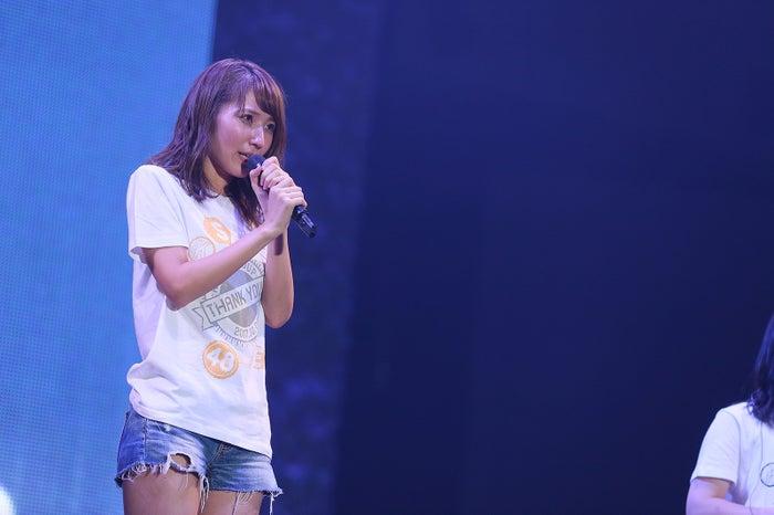 内山命/「AKB48グループ感謝祭~ランク外コンサート~」より(C)AKS