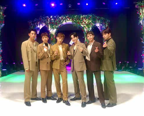 「虹プロ」審査員2PMウヨン、NiziUにエール送る「誇るべき後輩」