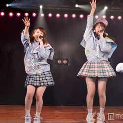 柏木由紀、峯岸みなみ、小嶋真子、高橋朱里/AKB48「サムネイル」公演(C)モデルプレス