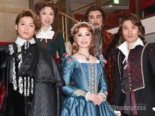 """V6長野博&Hey! Say! JUMP高木雄也、""""女王""""が素顔を絶賛<クイーン・エリザベス>"""