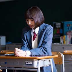 武田玲奈/「電影少女-VIDEO GIRL MAI 2019-」第4話より(C)『電影少女 2019』製作委員会