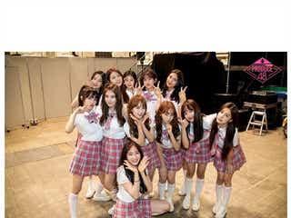 「PRODUCE48」1位~20位生存メンバー、AKB48握手会にサプライズ登場でファン熱狂