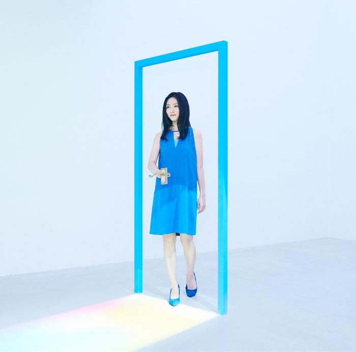 栞菜智世 3rdシングル「Heaven's Door ~陽のあたる場所~」(2016年11月9日発売)(画像提供:所属事務所)