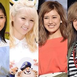 """E-girls、モデルに女優…藤井姉妹ら他分野でも光る""""逸材""""が続々 個人活動をグループの力に"""