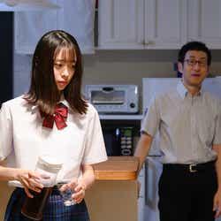 田鍋梨々花、矢柴俊博/「17.3 about a sex」第7話(C)AbemaTV, Inc.
