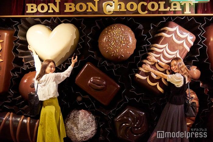 こんな大きなチョコレートがあったら、嬉しいのにな。(C)モデルプレス