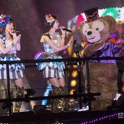 篠田麻里子、復活 ディズニー×AKB48合体ハロウィンパーティー