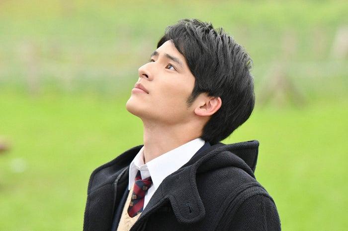 岡田健史/「中学聖日記」より(C)TBS