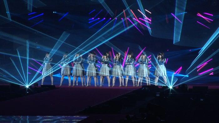 乃木坂46/「GirlsAward 2017 AW」@幕張メッセ(提供写真)