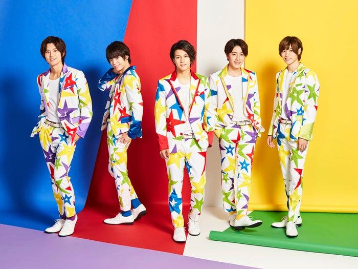 DearDream(左から)正木郁、溝口琢矢、石原壮馬、富田健太郎、太田将熙(提供写真)