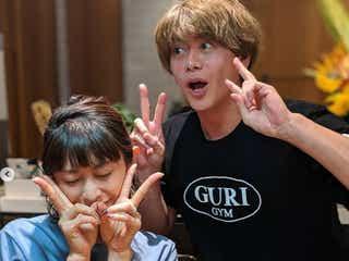 山田優バースデー、弟・親太朗が祝福 仲良し2ショットに「美男美女」「そっくり」の声
