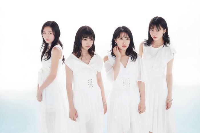 新曲「water lily ~睡蓮~」をリリースする東京女子流(画像提供:avex)