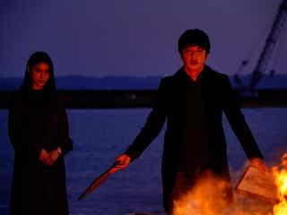 土屋太鳳&田中圭、ラブラブ夫婦に異変「哀愁しんでれら」場面写真一挙解禁