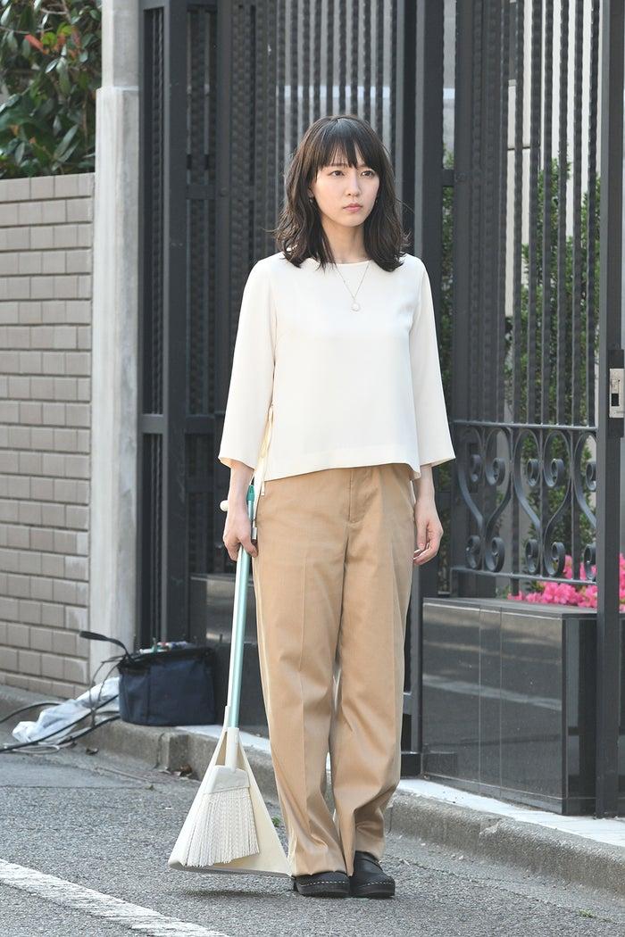 吉岡里帆「ごめん、愛してる」第2話より(画像提供:TBS)