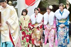 左から:堀未央奈、生田絵梨花、中元日芽香、斎藤ちはる(C)モデルプレス