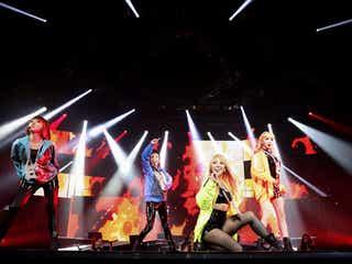 2NE1、初のグローバルツアー・横アリ公演に豪華スタッフが集結