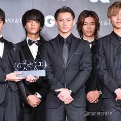 King & Prince(左から)岸優太、高橋海人、平野紫耀、神宮寺勇太、永瀬廉 (C)モデルプレス