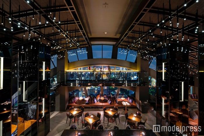 タイに最新天空バー「Vertigo Too」がオープン きらめく夜景にうっとり/画像提供:バンヤンツリー ホテルズ&リゾーツ