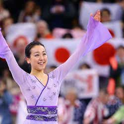 浅田真央/写真:Getty Images